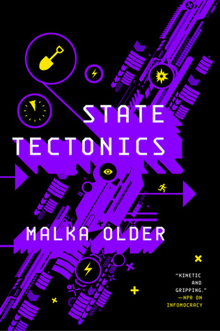 State Tectonics (The Centenal Cycle, #3)