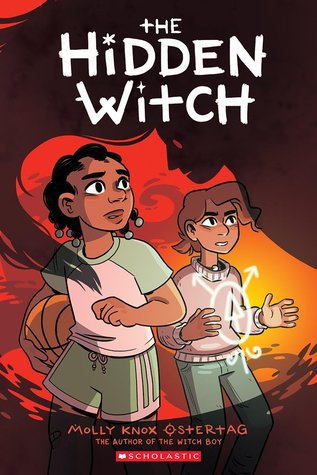 The Hidden Witch (The Witch Boy #2)