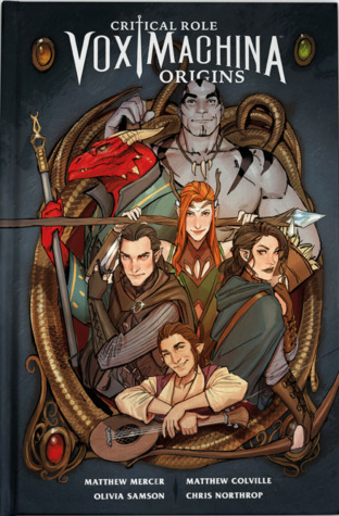 Critical Role – Vox Machina: Origins