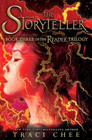 The Storyteller (Sea of Ink and Gold, #3)