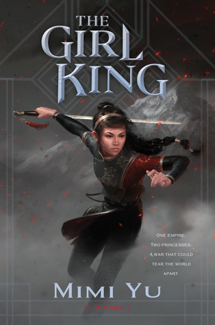 The Girl King (The Girl King, #1)