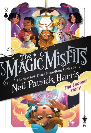 The Second Story (Magic Misfits, #2)