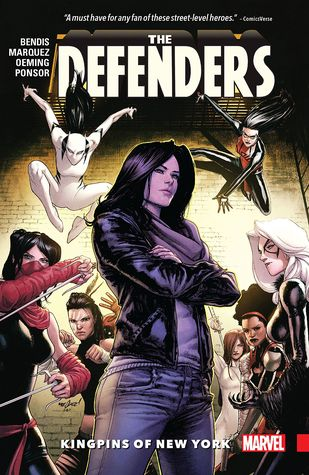 Defenders, Vol. 2: Kingpins of New York