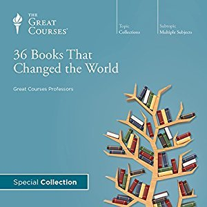 The Great Courses -  36 Books That Changed the World - Multiple Professors
