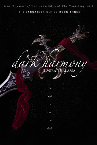 Dark Harmony (The Bargainer, #3)