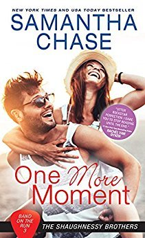 One More Moment (Band on the Run, #3)