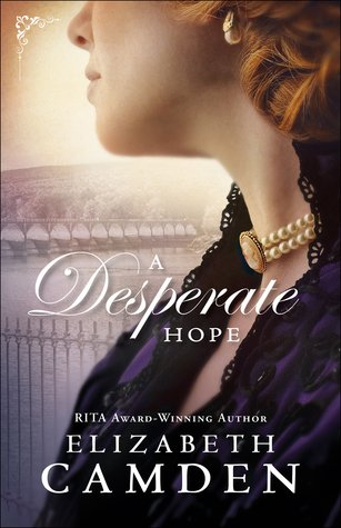 A Desperate Hope (Empire State, #3)