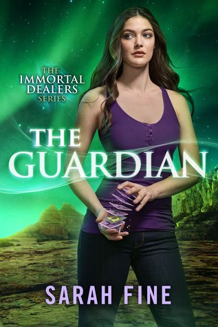 The Guardian (Immortal Dealers, #2)
