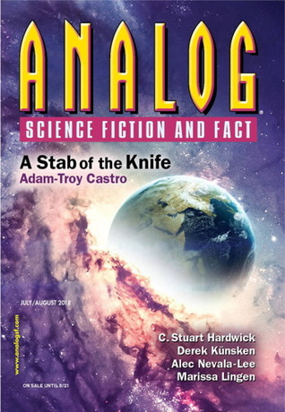 Analog Science Fiction and Fact, July/August 2018
