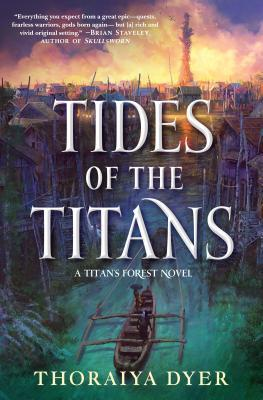 Tides of the Titans (Titan's Forest, #3)