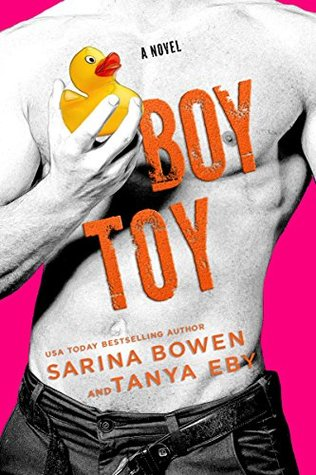 Boy Toy (Man Hands, #3)