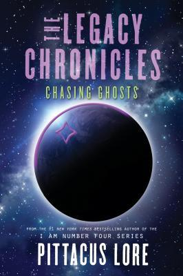 Chasing Ghosts (The Legacy Chronicles #4)
