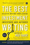 The Best Investment Writing Volume 2 by Meb Faber