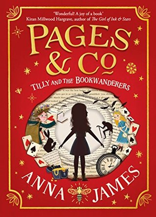 Tilly and the Bookwanderers (Pages & Co., #1)