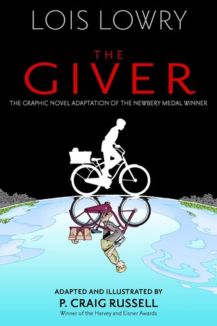 The Giver, Graphic Novel