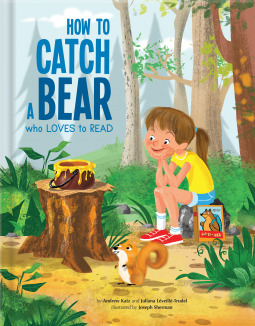 How to Catch a Bear Who Loves to Read
