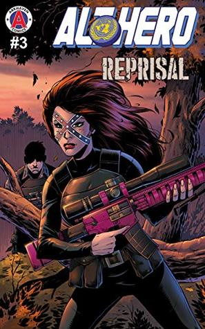Alt-Hero #3: Reprisal (Alt★Hero)