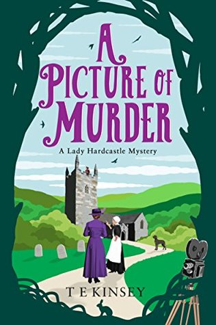 A Picture of Murder (Lady Hardcastle Mysteries #4)