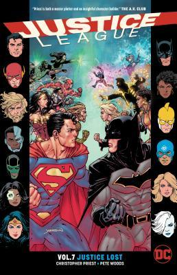 Justice League, Vol. 7: Justice Lost