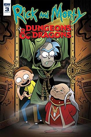 Rick and Morty vs. Dungeons & Dragons #3 (of 4)