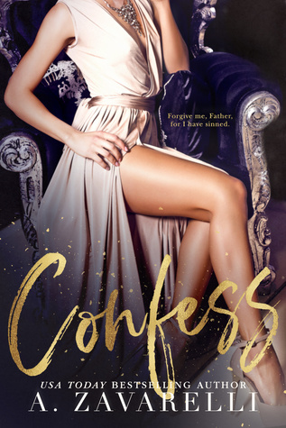Confess (Sin City Salvation, #1)