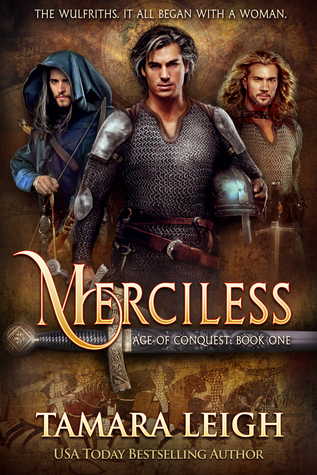 Merciless (Age of Conquest #1)