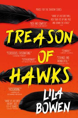 Treason of Hawks (The Shadow, #4)
