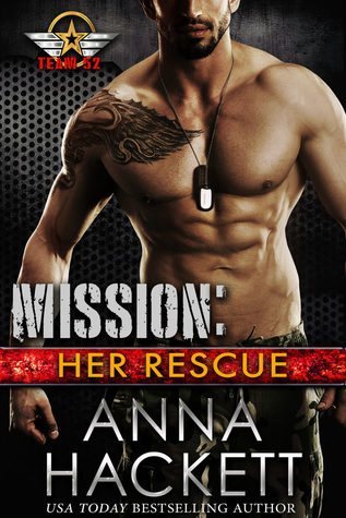 Her Rescue (Team 52, Book 2) - Anna Hackett