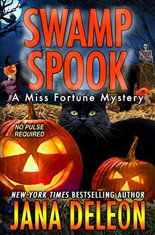 Swamp Spook (Miss Fortune Mystery, #13)