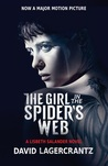 The Girl in the Spider's Web (Movie Tie-In) by David Lagercrantz