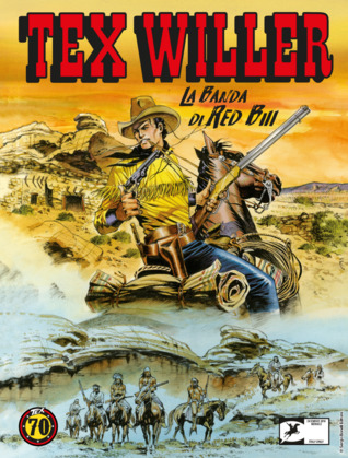 Tex Willer n. 2: La banda di Red Bill