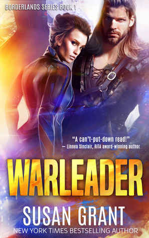 Warleader (The Borderlands, #1)