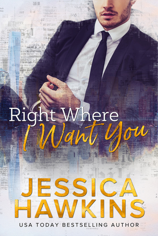 Right Where I Want You