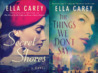 The Ella Carey Artists Collection (2 Book Series)