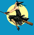 On the Broomstick