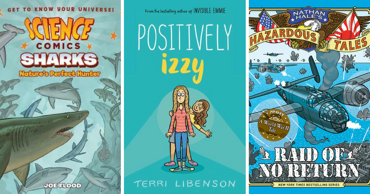 kids summer reading picks