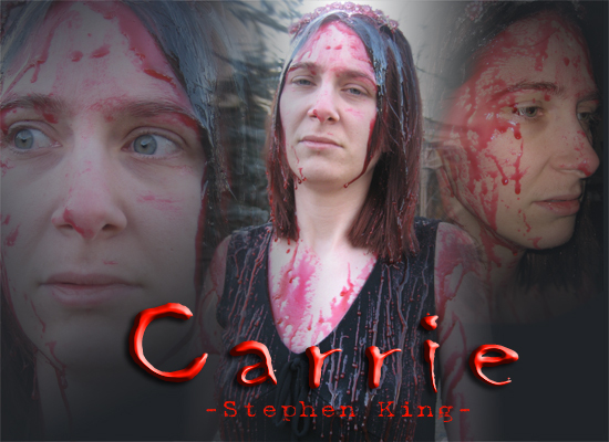 My pic of Carrie!
