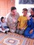 Greg Mortenson with son Khyber and daughter Amira in Pakistan 2007