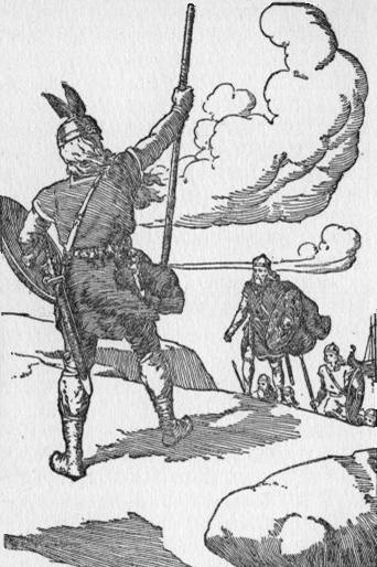 Image selected from one of the illustrations in the book