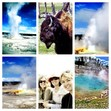 Authors Jane Porter, Lilian Darcy, Megan Crane and C.J. Carmichael had so much fun in Yellowstone Park.