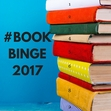Reading Challenge for 2017 - read all the books by one author who has at least 9 books published. Can be a series, short stories, novellas, full novels, stand alone books but the author MUST have published at least 9 books to count.