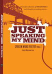"""""""DIFFERENT LAST NAMES"""" from JUST SPEAKING MY MIND, Spoken Word Poetry Vol.1"""