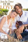 Just In Time for Love (Stanton Falls, #1)