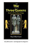 THE THREE QUEENS - Book 3 of the Giza Trilogy