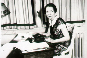 Photo of the author, Margaret Mitchell.