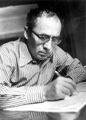 Marin Preda (Author of Moromeții I)