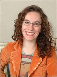 Naomi Novik (Author of Uprooted)