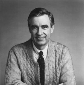 Quote By Fred Rogers When I Was A Boy And I Would See Scary Things I