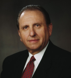 Quote By Thomas S Monson One Day Each Of Us Will Run Out Of