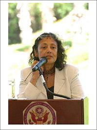 Bharati Mukherjee
